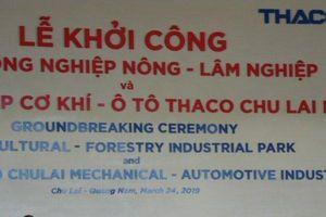 Thủ tướng Chính phủ phát lệnh khởi công loạt dự án hơn 15.000 tỷ đồng ở Quảng Nam
