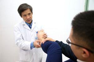 Điều trị cho thanh niên trẻ mắc u xương dạng xương ít gặp