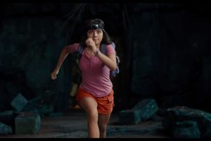 'Dora and the Lost City of Gold' tung trailer: Bước nhảy vọt trong sự nghiệp của Isabela Moner?