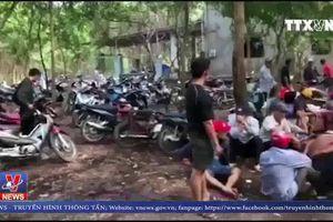 Triệt phá vụ đánh bạc lớn tại Đồng Nai