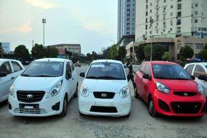 Giá xe nhập khẩu ngày càng rẻ