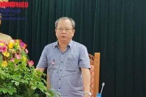 Dự án Chợ đầu mối Vĩnh Tường phân lô, bán nền: Những câu trả lời 'đánh đu' của UBND huyện (Kỳ 2)