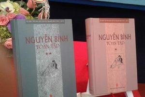 Thơ Nguyễn Bính, một từ khóa của tâm hồn Việt