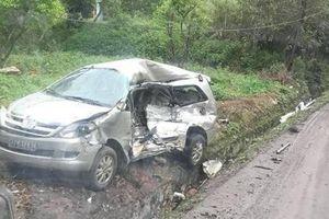 Tin mới vụ xe tải đâm xe Innova chở người Hàn Quốc tại Thái Nguyên
