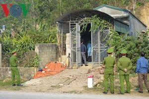 Nhà vợ chồng Bùi Văn Công là hiện trường chính vụ sát hại nữ sinh