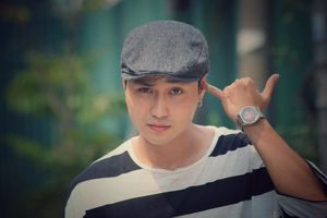 Diễn viên Thanh Sơn: Tôi không ngại đóng 'cảnh nóng' nếu được giao