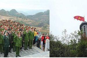 Hành trình ý nghĩa nơi địa đầu Tổ quốc của Công an huyện Thường Tín