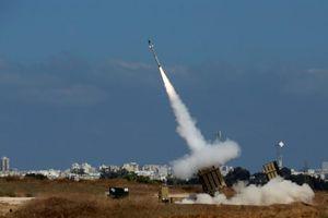 Israel tấn công đáp trả vào Palestine sau vụ bắn tên lửa