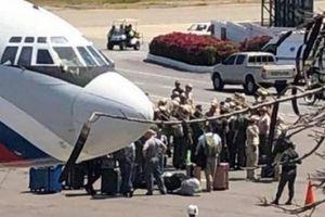 Nóng: Máy bay Nga chở quân đến Venezuela?