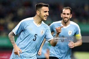 Đội tuyển Uruguay vô địch China Cup 2019
