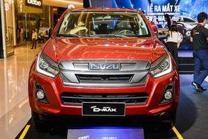 Bán tải Isuzu D-Max 'xuống giá' tới 70 triệu tại Việt Nam