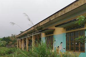 Gần 100 điểm trường bỏ hoang ở Quảng Ninh