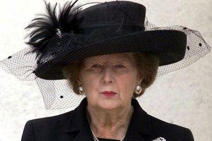 Góc khuất mệt mỏi phía sau 'bà đầm thép' Thatcher