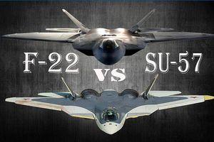 Báo Mỹ đánh giá Su-57 là đối thủ cân tài cân sức của F-22