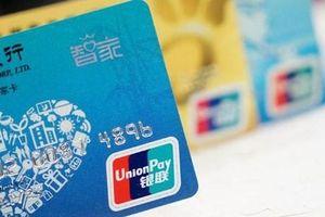 Người dân Trung Quốc bình quân sở hữu hơn 5 tấm thẻ ngân hàng