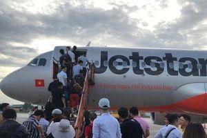 Tân binh Bamboo Airways gương mẫu bay đúng giờ, Jetstar Pacific 'đội sổ'