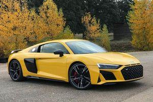 Chi tiết siêu xe Audi R8 2020: Công suất 620 mã lực, giá hơn 2 tỷ đồng
