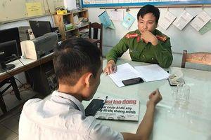 Tác nghiệp hiện trường tai nạn giao thông, phóng viên Báo Người Lao Động bị đánh hội đồng