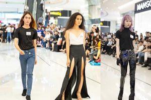 Dàn mẫu lưỡng tính, mẫu nhí gây ấn tượng tại buổi casting AVIFW Xuân/Hè 2019