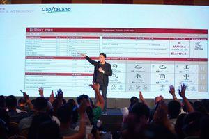 Chuyên gia phong thủy Dato Joey Yap diễn thuyết tại TP.HCM