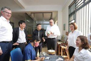 Đức mong muốn hợp tác đào tạo nghề kép cho học viên tại Việt Nam