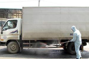 Sa Pa - Lào Cai: Hỗ trợ người dân hơn 72 tấn vôi bột và 500 lít hóa chất khử trùng phòng dịch tả lợn Châu Phi