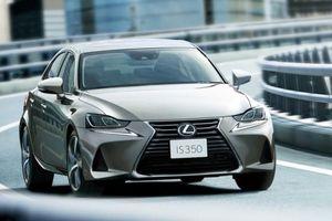 Lexus IS 2020 sẽ sử dụng động cơ của BMW?