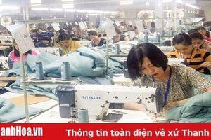 Huyện Nông Cống quy hoạch, phát triển công nghiệp, tiểu thủ công nghiệp