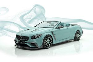 Ngắm Mercedes-Benz AMG S63 sau khi được Mansory 'phù phép'