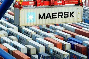 Hãng tàu hàng Maersk cảnh báo những mối đe dọa phụ từ chiến tranh thương mại Mỹ-Trung