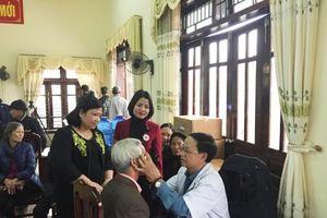 Hành trình nhân ái đến với người nghèo xã Điêu Lương