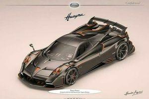 Pagani chuẩn bị ra mắt Huayra phiên bản rồng, sản xuất giới hạn 5 chiếc