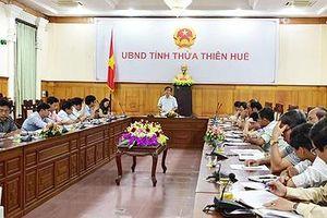 Thừa Thiên Huế: Đẩy nhanh tiến độ giải phóng mặt bằng dự án đường cao tốc Cam Lộ - La Sơn