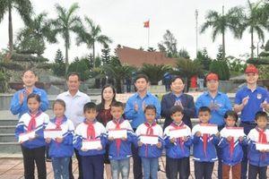 Một số hoạt động của đoàn viên thanh niên ở Hà Tĩnh