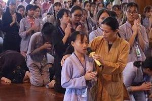 Phật không dạy những điều như trong clip ở chùa Ba Vàng…