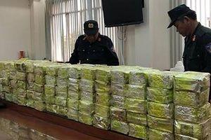Phá đường dây ma túy 'khủng' xuyên quốc gia