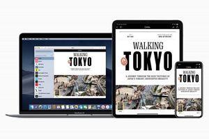 Apple phát hành iOS 12.2 với Apple News+ và animoji mới