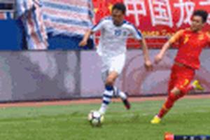 Cầu thủ Trung Quốc đối diện án phạt khai trừ khỏi CLB vì 'đá láo'