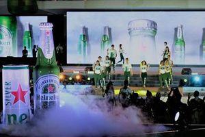 Ra mắt sản phẩm mới: Heineken silver - Nhẹ êm mà đậm chất