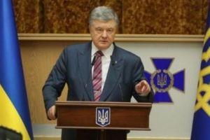 Tổng thống Poroshenko khoe kỳ tích của quân đội Ukraine