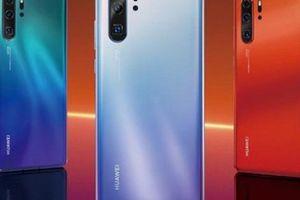 Huawei P30 Pro chính thức trình làng với cụm 4 camera 'đỉnh'