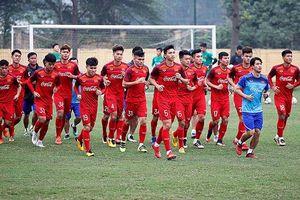 U23 Việt Nam cần thi đấu hết mình vì mầu cờ, sắc áo