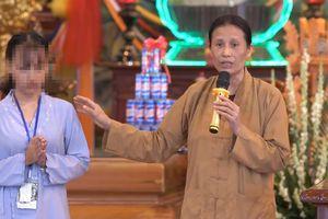 Họp báo vụ chùa Ba Vàng tuyên truyền 'vong báo oán'