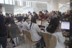 Cơ sở 2 Bệnh viện Bạch Mai mở cửa khám chữa bệnh: Chưa tiếp nhận bệnh nhân điều trị nội trú