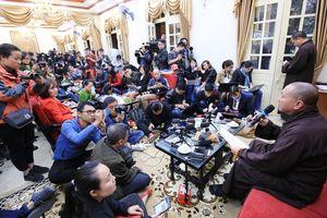 Xử lý vụ việc liên quan đến chùa Ba Vàng (Quảng Ninh): Đình chỉ các chức vụ của Đại đức Thích Trúc Thái Minh