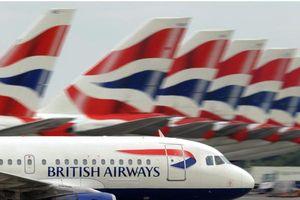Máy bay British Airways hạ cánh nhầm xuống Scotland thay vì Đức