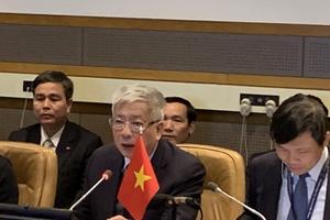 Việt Nam nỗ lực vì hòa bình và phát triển bền vững