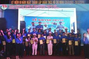 Nghệ An: Tuyên dương 25 cán bộ đoàn, đoàn viên thanh niên tiêu biểu xuất sắc