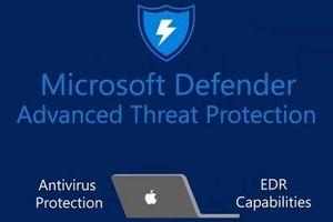 macOS sắp tới sẽ có 'Windows Defender' với tên gọi Microsoft Defender ATP
