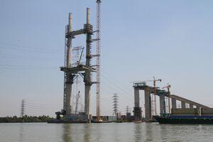 Hai cao tốc Bến Lức - Long Thành, Đà Nẵng - Quảng Ngãi chậm tiến độ